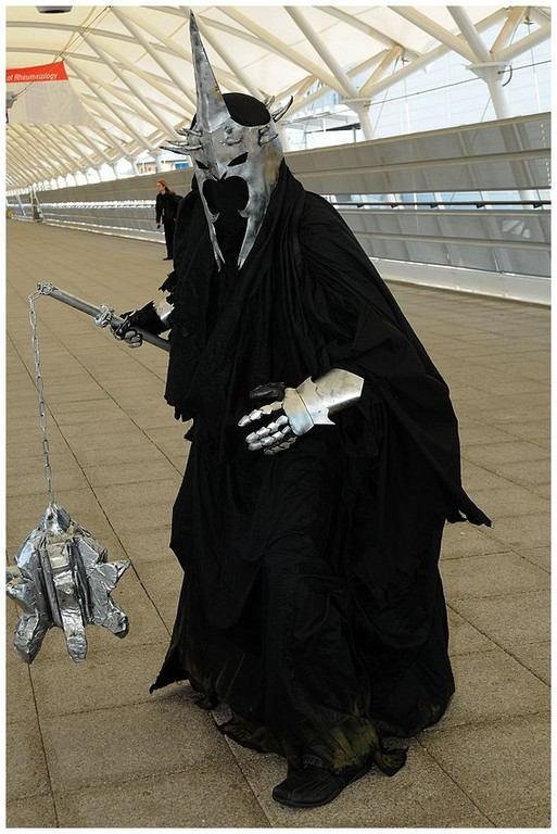 The Witch-king of Angmar (Return of the King) - Lord of The Rings & Cosplay Island | View Costume | MasterJh117 - The Witch-king of Angmar