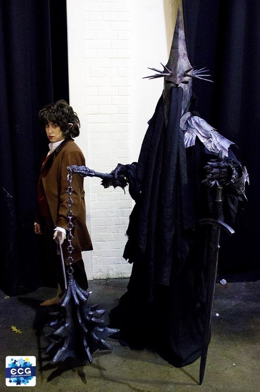 The Witch King of Angmar - Lord of The Rings & Cosplay Island | View Costume | Clood - The Witch King of Angmar