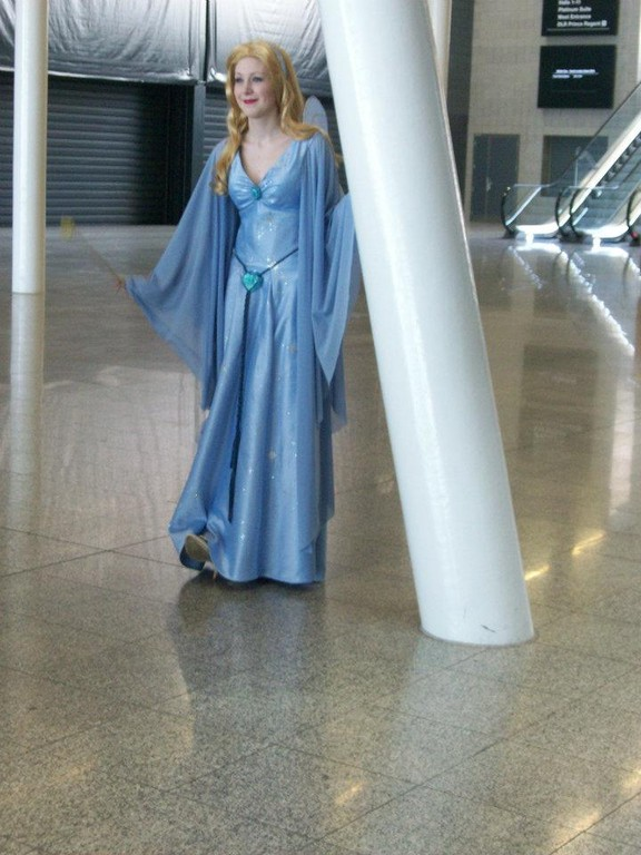 Cosplay Island | View Costume | Teacup_Erinyes - Blue Fairy