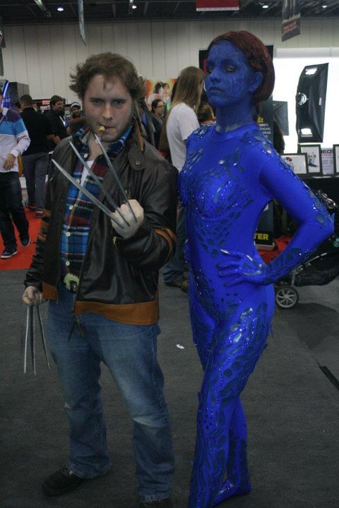 X Men Origins Mystique Cosplay Island | View ...