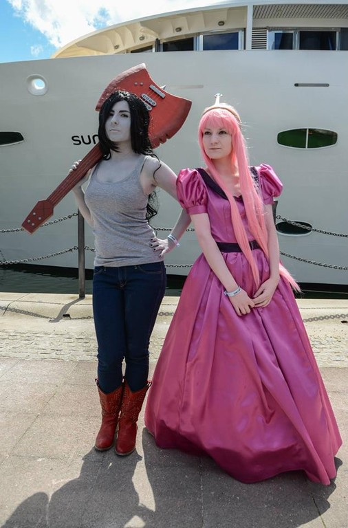 Cosplay Island View Costume Eloraborealis Marceline