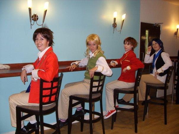 Bishounen Gakunen: Shazz - Keita Ito