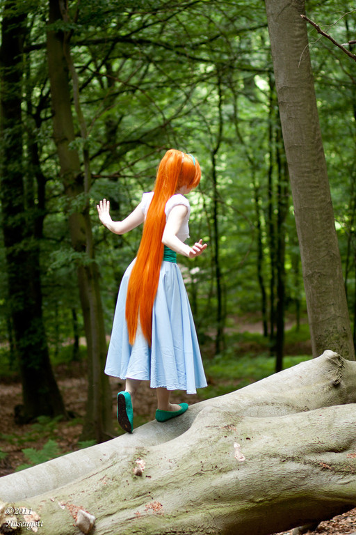 Cosplay Island View Costume Rayi Thumbelina