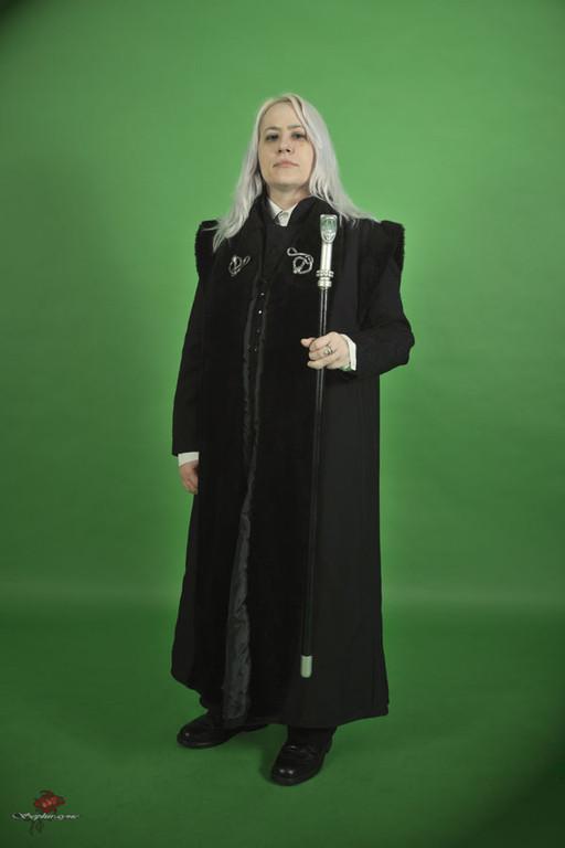 Cosplay Island   View Costume   Sephirayne - Lucius Malfoy