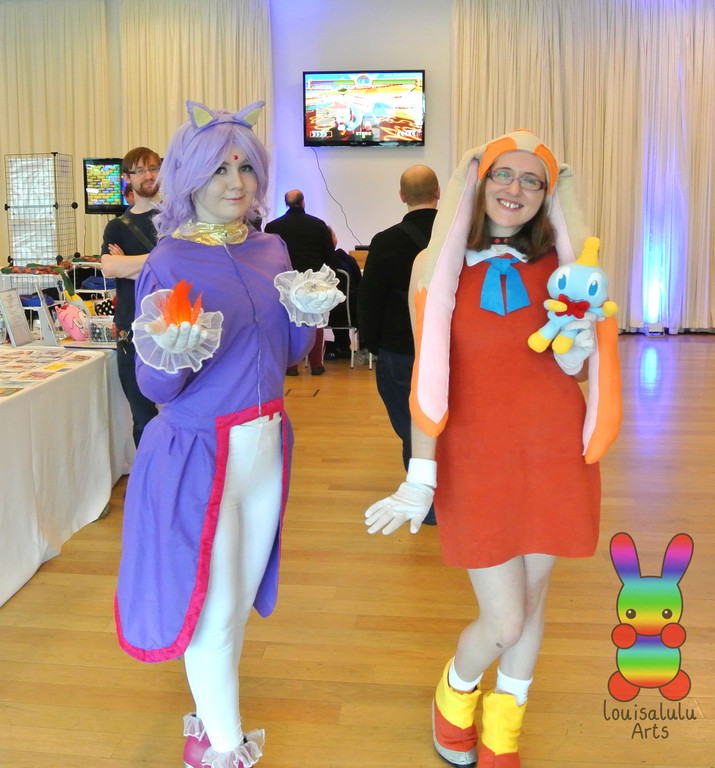 Agree cream the rabbit cosplay charming answer