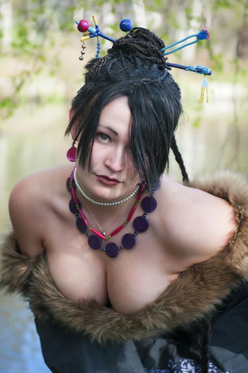Lulu ffx boob