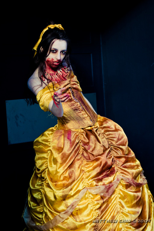 cosplay island view costume zombiemama undead belle