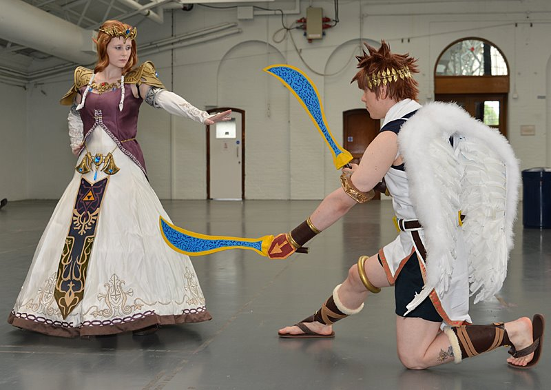 Pit - Kid Icarus Uprising : kid icarus pit costume  - Germanpascual.Com