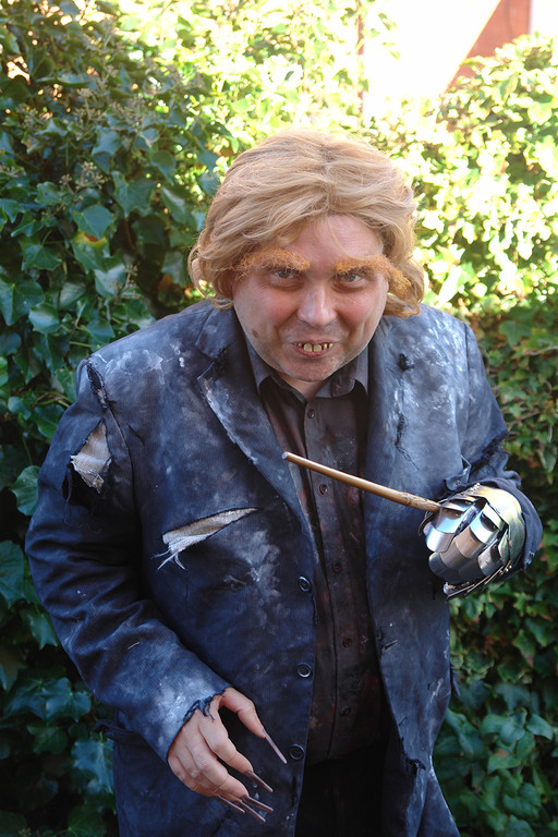 Cosplay Island View Costume Angelophile Wormtail