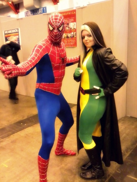 Gambit And Rogue Costumes  sc 1 st  enews & Gambit And Rogue Costumes 84036 | ENEWS