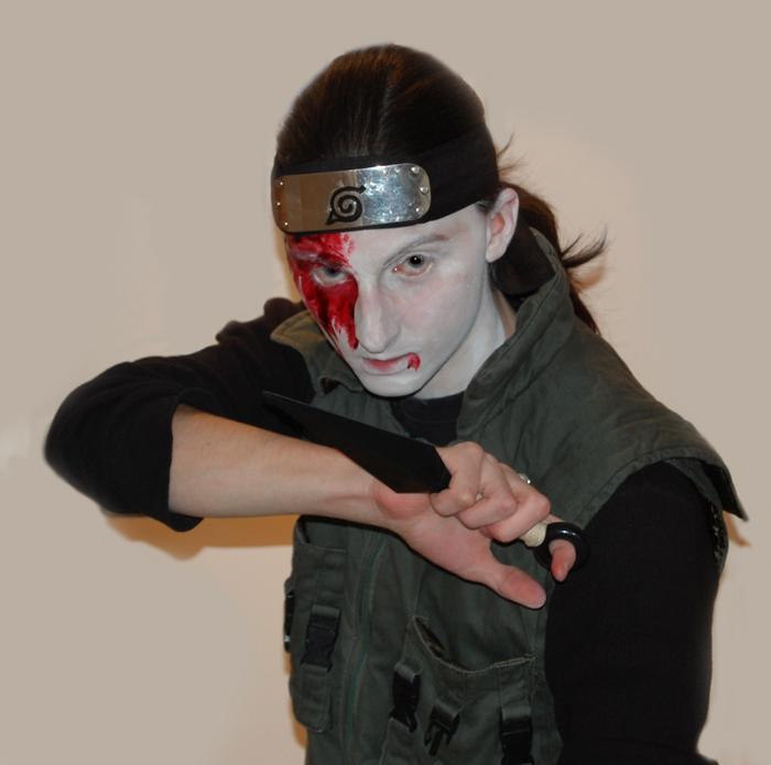 FoxyChan - Zombie Ninja