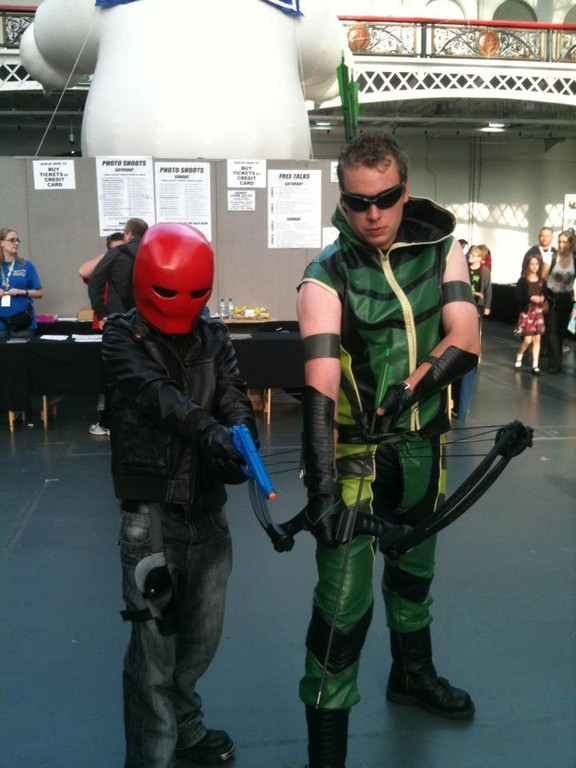 Batman Red Son Cosplay Island | View ...