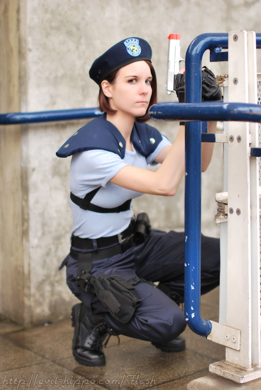 Cosplay Island View Costume Leonie Heartilly Jill Valentine