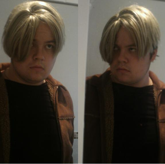 Cosplay Island View Costume Captain Marvelous Leon S Kennedy