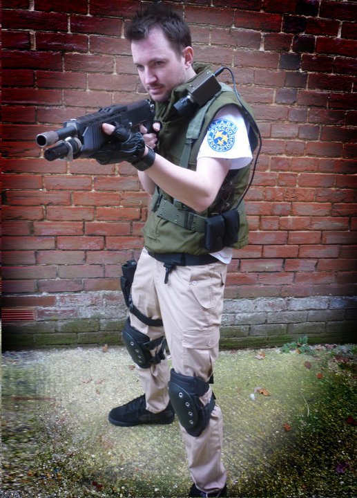 Cosplay Island View Costume Pred Paul Chris Redfield
