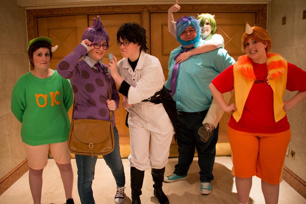 Squishy - Monsters Inc University Sc 1 St Cosplay Island. image number 29  of adult pixar costumes ... 1ebc2c926
