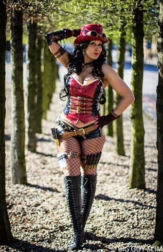 cosplay island view costume tasha liesel van helsing