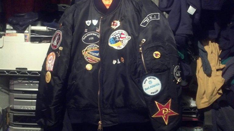 Event Jacket