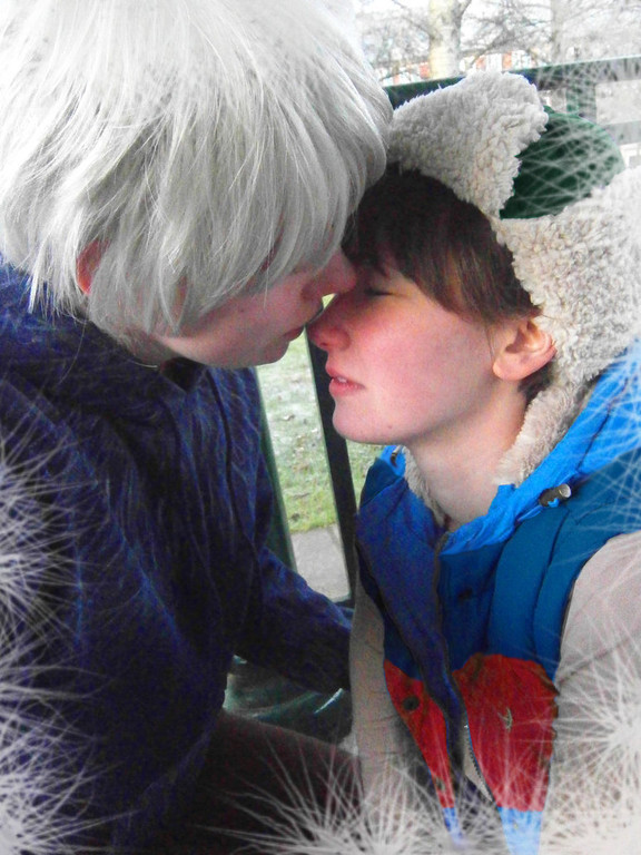 Cosplay do jack frost