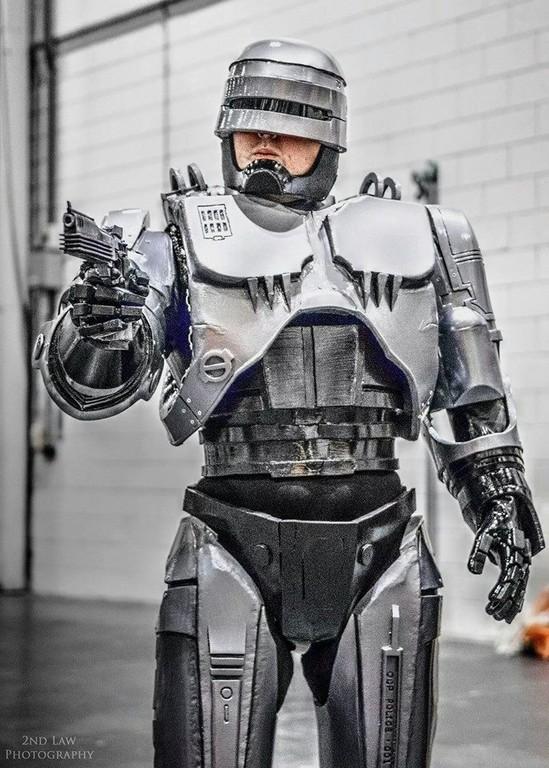 costume cosplay robocop dax79 alive dead foam costumes deviantart eva con comic cosplayisland