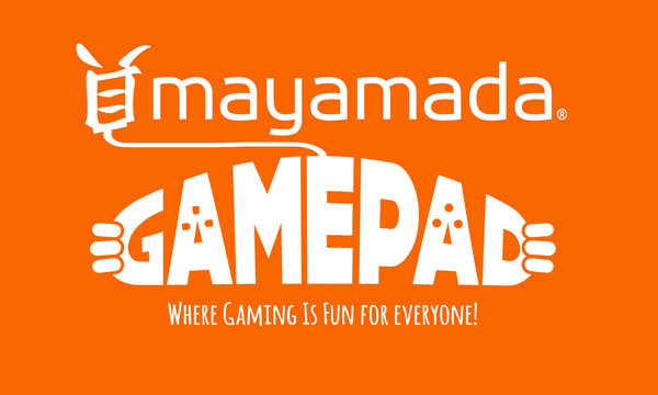 Mayamada GamePad Online 2021 logo